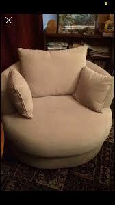 next swivel love chair in stenhouse