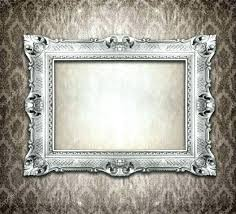 ornate picture frames ornate wooden picture frames ornate frame vector image large large ornate picture