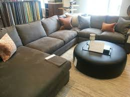 room and board metro sectional in