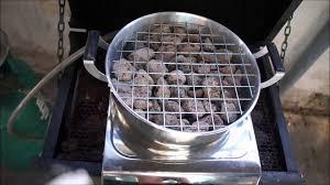 homemade mini gas bbq grill