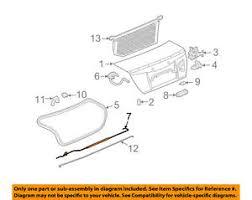 torsion bar. image is loading saturn-gm-oem-03-07-ion-trunk-lid- torsion bar