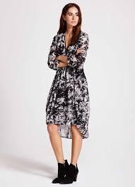 Naomi Print Zip Front Shirt Zip Front Dress Printing And Party Wear