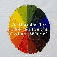 Artist Color Mixing Chart A Guide To The Artists Color Wheel Plus How You Can Make