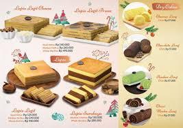 Breadtalk Promo Christmas Cake Harga Mulai Dari Rp 57000 Katalog