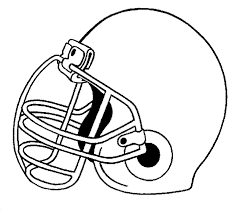 Small Picture Blank Football Helmet Coloring Page GetColoringPagescom