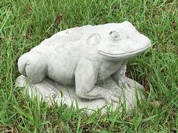 garden frog statue. Like This Item? Garden Frog Statue R