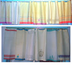 vintage retro s kitchen curtains beautiful ideas sunflow