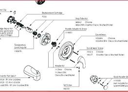 how does a bathtub drain work shower stopper bath drain linkage assembly bathtub drain stopper diagram