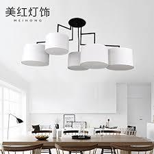 Modern Minimalist Art Chandelier Creative Fashion Atmosphere Warm Interesting Chandelier Size For Dining Room Minimalist