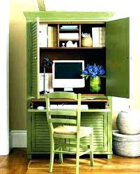 traditional hidden home office desk. Contemporary Office DesksHidden Office Desk Cabinet Traditional Home With A Oxford Hidd Hidden  Furniture For N