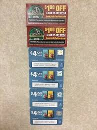 Grizzly Smokeless Tobacco Coupons 3 75 Picclick