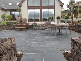 landscaping work in oban full design was a blank canvas and we built stone retaining walls patio steps lawns pergola and planting areas