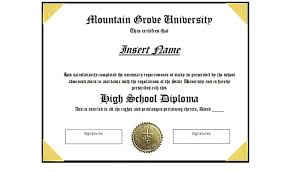 Scholarship Certificate Template Leaving Certificate Template Format High School Of
