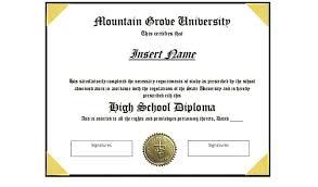 leaving certificate template format high school of