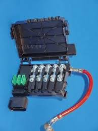 vw battery fuse box 1j093 7617d new fuse box battery terminal for volkswagen golf jetta beetle