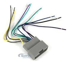 scosche crb wire harness to connect an aftermarket stereo product scosche cr04b