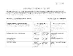 student academic intervention plan template diigo groups action plan template long term goals yrs