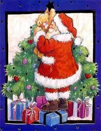 Asturias con niños: Papá Noel y el Paje de los Reyes magos en Centro Comercial Los Prados