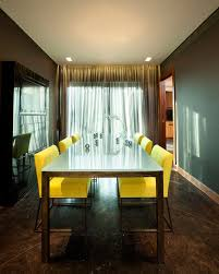 full image dining room accent wall stencil green chairs long single bench ideas white upholstered brown