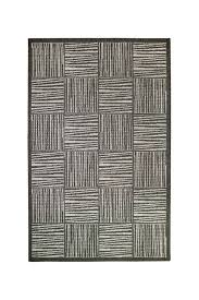 image of liora manne belmont squares indoor outdoor rug grey