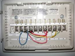 ritetemp 8085c for humidity control doityourself com community rite temp thermostat 8022c at Ritetemp Thermostat Wiring Diagram