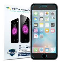 apple iphone 100. amazon.com: iphone 6s screen protector, tech armor high definition hd-clear apple / 6 (4.7-inch) protector [3-pack]: cell phones \u0026 iphone 100 n