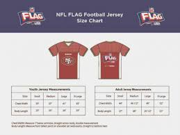 51 Valid Nfl Jersey Sizes Chart