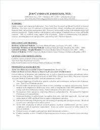 Doctor Resume Template Doctor Resume Template Medical Curriculum
