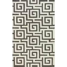 optics steel grey white key area rug and 8x10 gray chevron