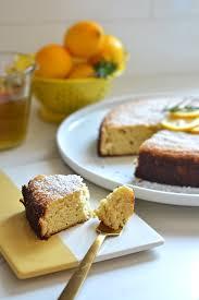 Rosemary Meyer Lemon Olive Oil Cake Little Bits of