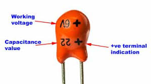 Smd Capacitor Code Chart Capacitor Codes Markings Electronics Notes