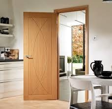 pesaro internal oak panelled door