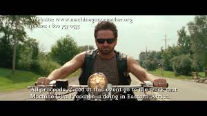 Machine Gun Preacher Movie Gerard Butler Motorcycle Draw 22nd
