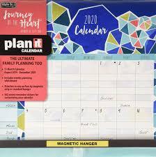 17 Month Calendar Journey Of The Heart 2019 2020 Plan It 17 Month Calendar