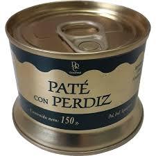 Buy Partridge pâté container 150 g · REAL CAROLINA · Supermercado ...