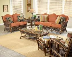 sunroom wicker furniture. Home And Interior: Modern Sunroom Furniture Set Of Exotic Wicker Rattan Living Sofa For Ideas