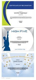 Make An Award Certificate Online Free Certificate Maker Terryberry