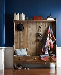 entry bench with storage and coat rack farmhouse entry