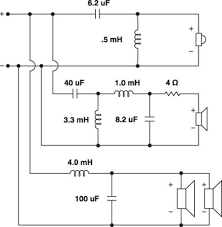 3 way speaker circuit diagram wiring diagrams 3 way speaker crossover wiring diagram diagrams