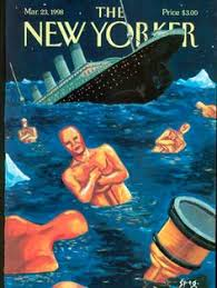 the new yorker monday march 1998 issue 3791 vol 74 n 5 cover a night to remember by art spiegelman