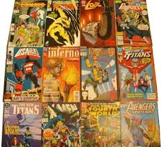 ic books 1k to 100k 80s to modern 80 marvel dc