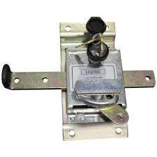 basement door keyed lock kit