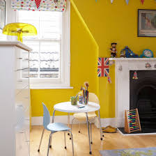 Awesome Yellow Living Room Walls Ideas Decorating Color Scheme Yellow Room Design Ideas