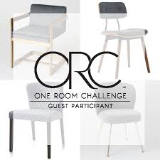 modern affordable grey dining room chairs
