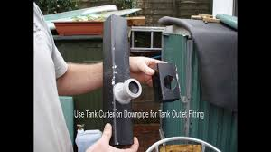 rainwater harvesting water collection system mains pressure pump first flush diy save money you