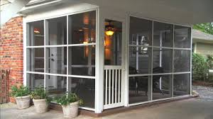 advantages of screen porch screening you