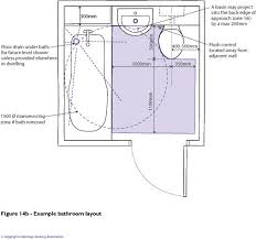 dimensions of a disabled toilet. image for accessible bathroom layout dimensions of a disabled toilet