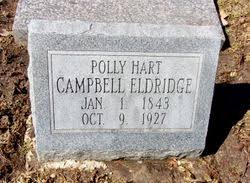 """Mary """"Polly"""" Hart Campbell (1843-1927) - Find A Grave Memorial"""
