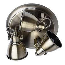 <b>Спот De Markt</b> Ринген 1 <b>547020203</b> в прихожую бронза лофт ...
