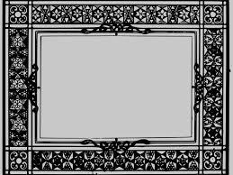 black antique picture frames. Old Antique Frame Backgrounds Black Picture Frames